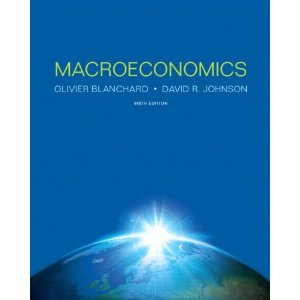 Blanchard Macroeconomics 6th edition