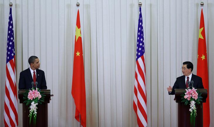 U.S. President Barack Obama Visits China