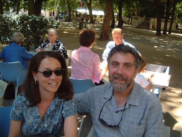 Krugman-in-France