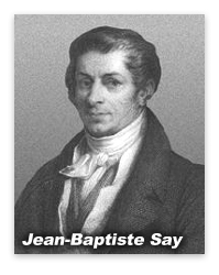 Jean-Baptiste Says
