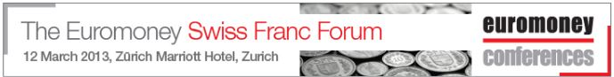 euromoney swiss franc forum