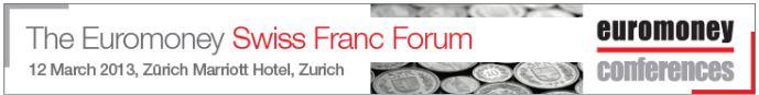 Euromoney  Swiss Franc Forum