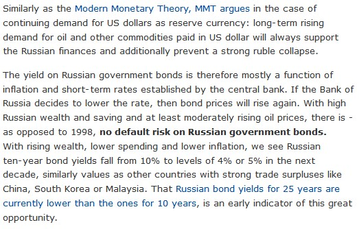 russian bonds