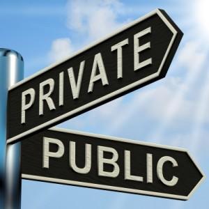 Public - private