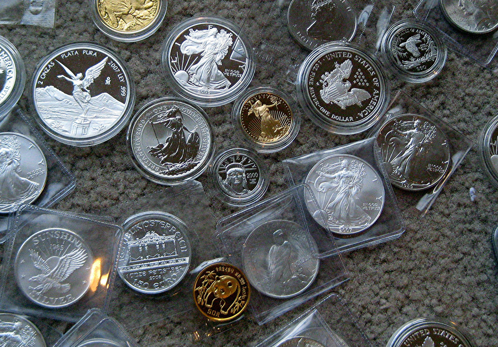 Rusty's Select Precious Metals 01.02.10