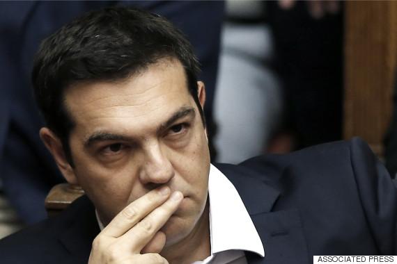 Prime Minister Alexis Tsipras