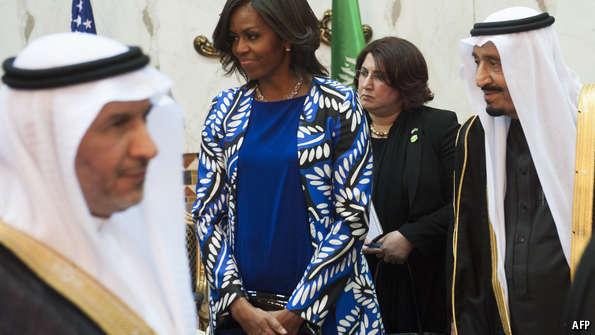 Saudi Arabia's dress code for women