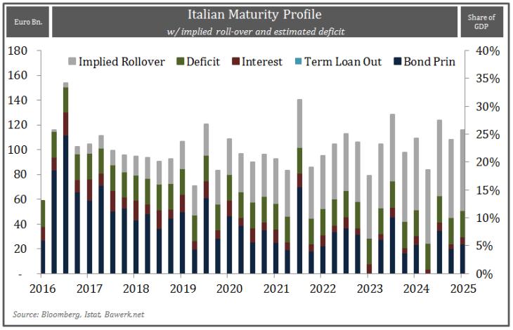 Italian Maturity Profile