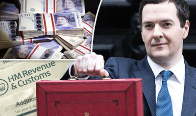 Anticipation of Osborne's Budget Weighs on Sterling