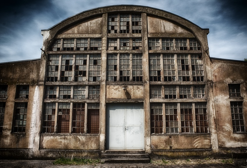 Decay… Photo credit: bargewanderlust