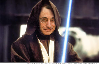 ECB Takes Center Stage