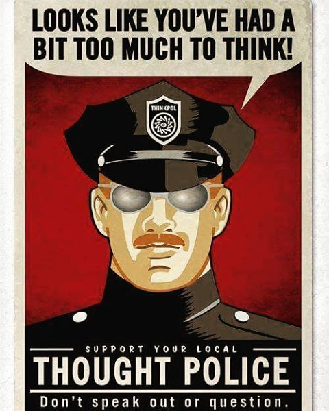 Cultural Marxism and the Birth of Modern Thought-Crime