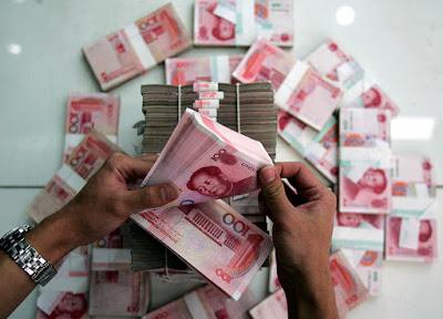 Chinese Yuan Rinmimbi