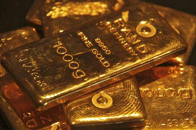 Gold wants to know what it has done now… Photo credit: Ajay Verma / Reuters