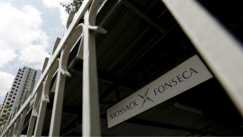 Offices of Mossack Fonseca in Panama Photo credit: Carlos Jasso / Reuters