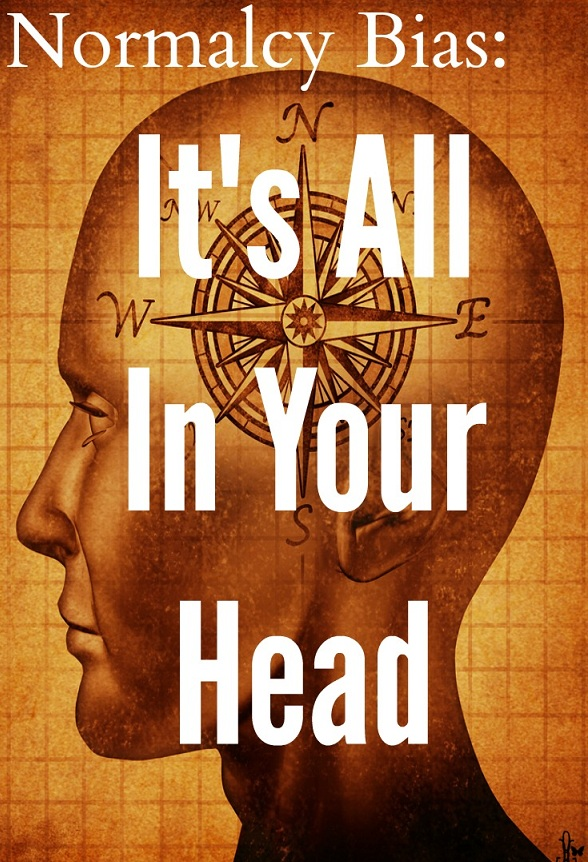 It's all in your head…and that's where it shall remain! Illustration via thesurvivalchannel.com