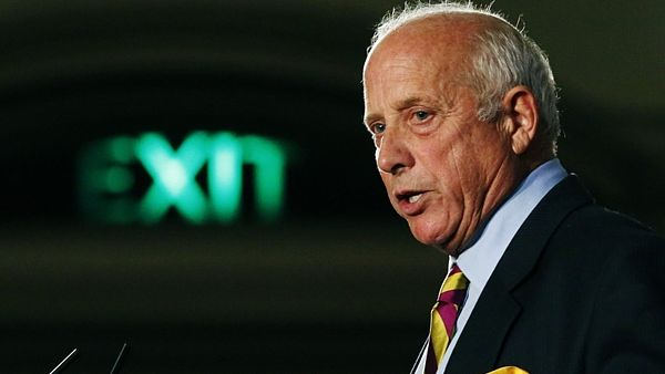 Godfrey Bloom, back in his days as UKIP whip Photo credit: Reuters