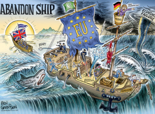British Discontent About The EU: Only A Precursor To Unrest On The Continent