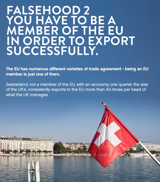 Switzerland Outside EU