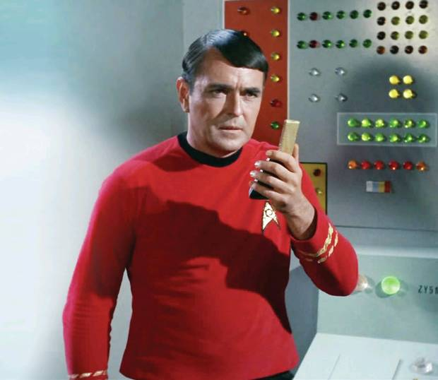 And not to forget: we need more power Scotty! Image credit: Paramount