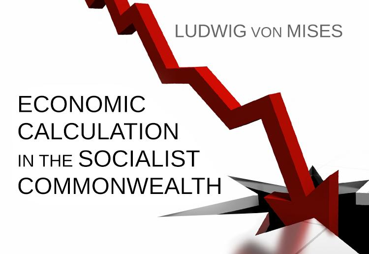 """In his monograph """"Economic Calculation in the Socialist Commonwealth"""", Mises examined why an economy in which there are no prices for capital goods is doomed to fail. It can be read for free here (pdf). Given that the issue has been debated extensively for decades thereafter, it is recommended to put one's thinking cap on when reading it. Note that the definition of socialism used by Mises is very specific, but the essential idea can be applied to a wider range of cases than the one used in his essay."""