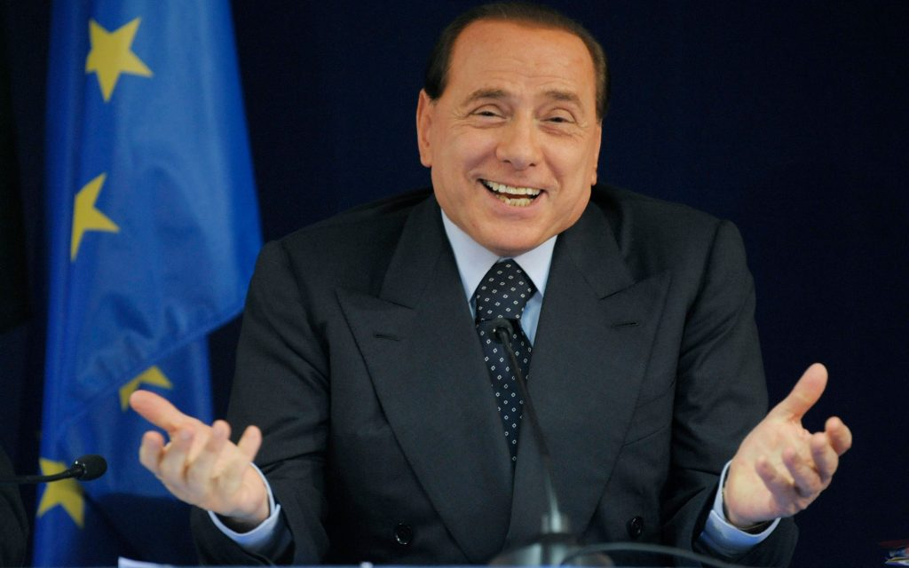 Whatever else one thinks about him, the Cavaliere was actually fun. Think about it… when was the last time Italian politics actually entertained anyone? The man who followed in Berlusconi's footsteps was a gray bureaucrat imposed on Italy by the EU, who immediately proceeded to make the lives of Italians utterly miserable. Photo credit: AFP