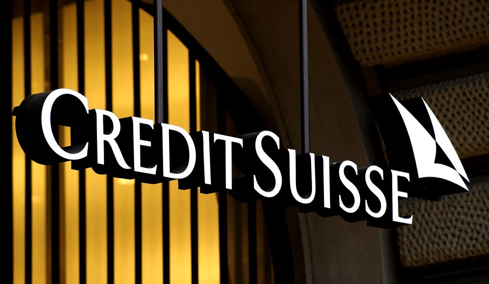 Credit Suisse in Zürich.