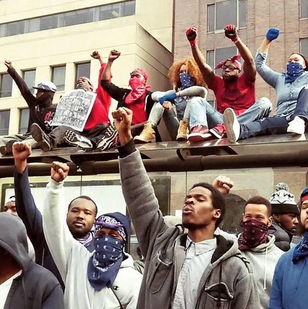 Baltimore street gangs