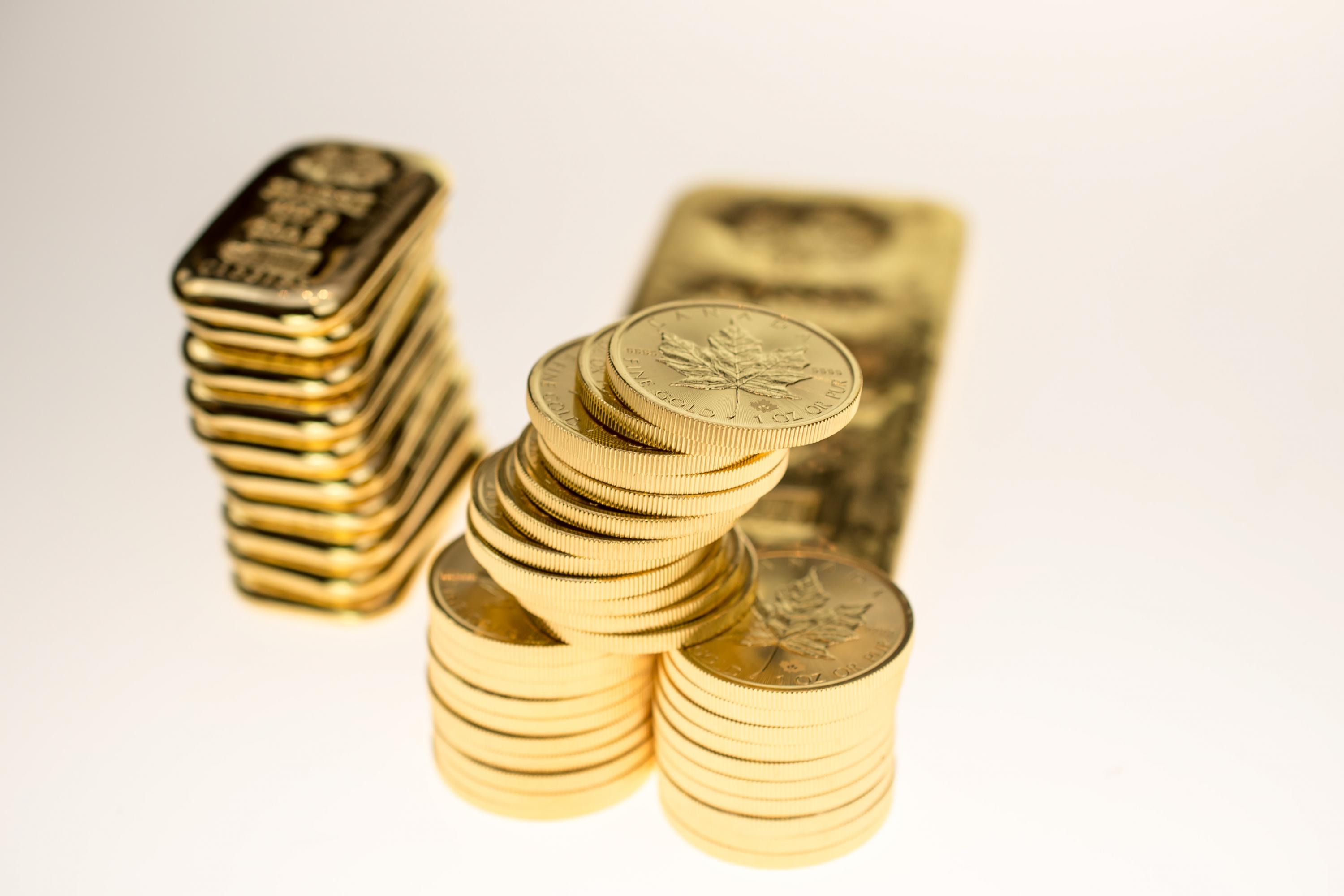 Golden Stockpiles - The Key to Gold as a Store of Value and Safe Haven