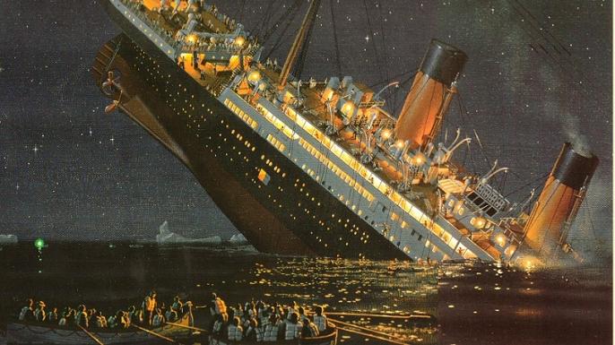 US dollar, Titanic