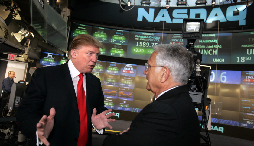 Trump is Right About Stocks