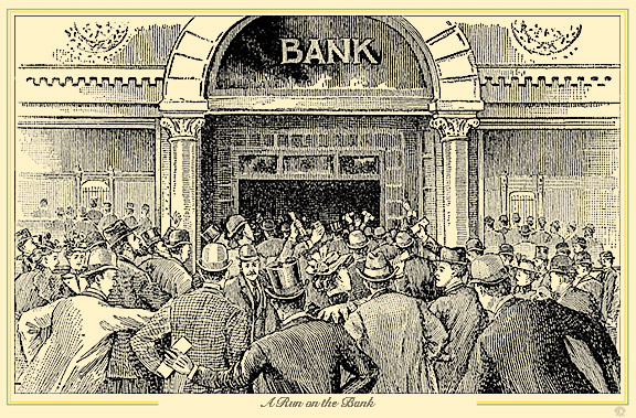 The Problem with Fractional Reserve Banking