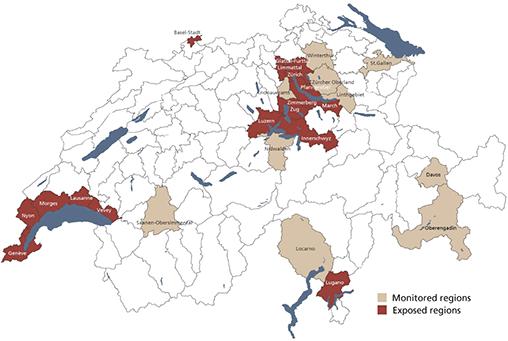 Regional risk map – 2Q 2016