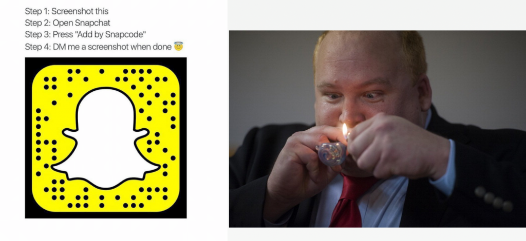 snapchat and crack, Rob Ford