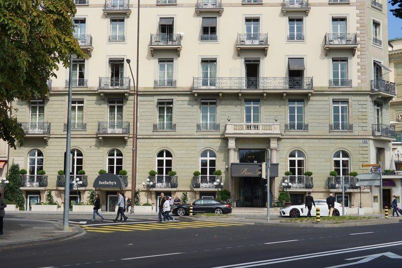 Geneva-apartments