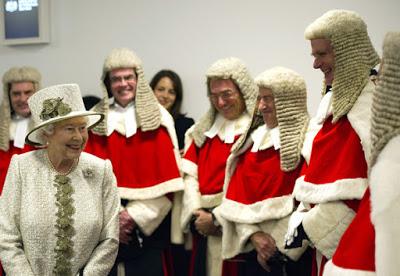 Judge and Queen