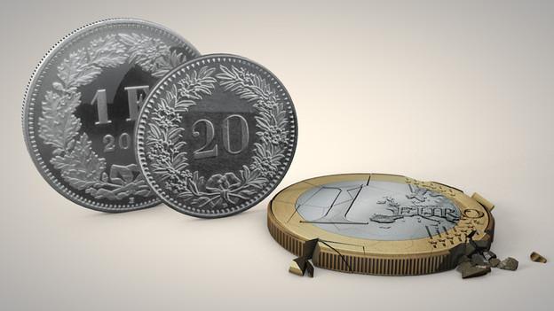 Euro-Swiss franc