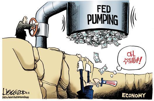 Fed Printing