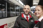 New Swiss Rail Uniforms