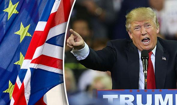Brexit-Trump