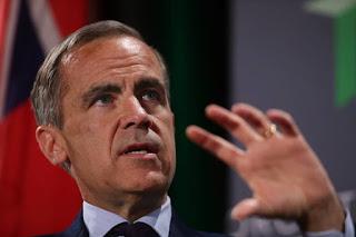 Marc Carney Bank of England