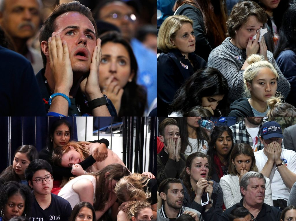 Image result for crying snowflakes