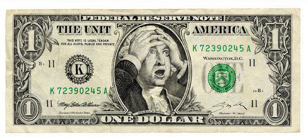 The Gasp Dollar