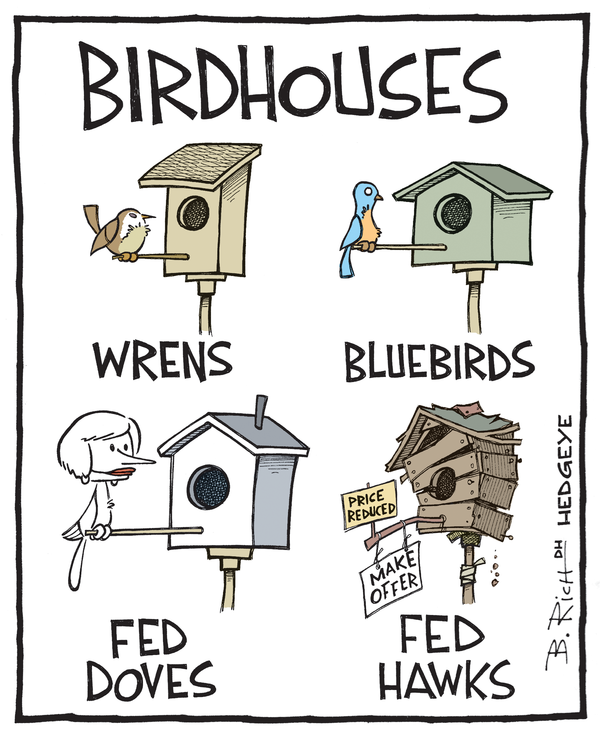 Fed birdhouse