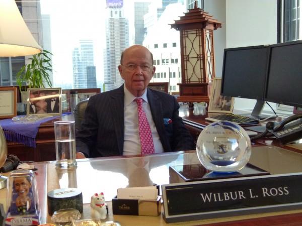 Ross Wilbur