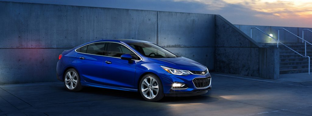 chevrolet cruze compact car mo design