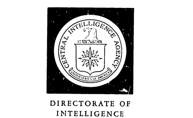 Directorate of Intelligence