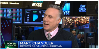 Marc Chandler - Bloomberg