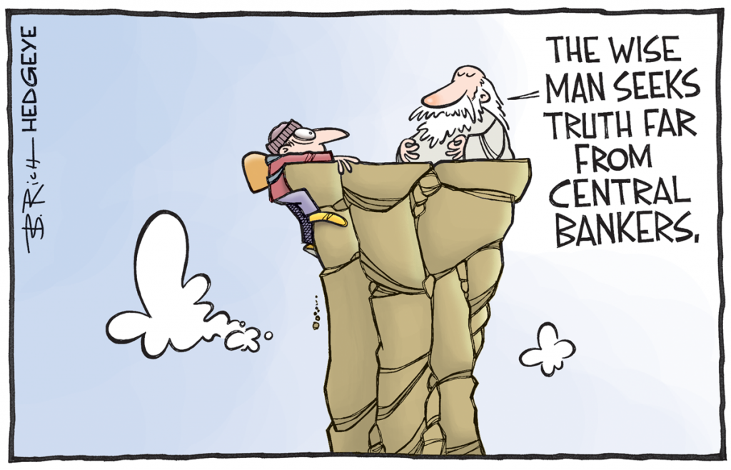 Truth far From Central Bankers