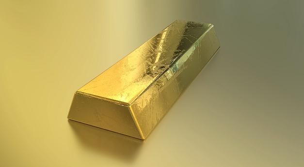 Precious Metal Gold Bar